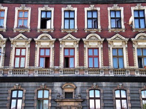 Renowacja elewacji Kraków